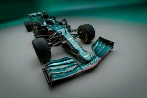 Aston Martin AMR21 - Formule 1 2021