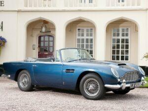 Aston Martin DB 5 Volante 1963
