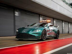 Aston Martin Vantage F1 Safety Car 2021