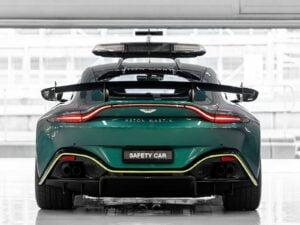 Aston Martin Vantage F1 Safety Car 2021Aston Martin Vantage F1 Safety Car 2021