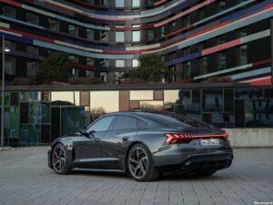 Audi RS e-tron GT 2022