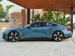 Audi e-tron GT Quattro 2022
