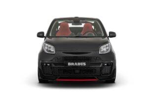 Brabus 92R Smart EQ Fortwo 2021
