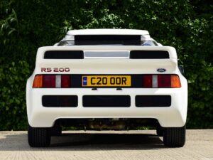 Ford RS200 1984