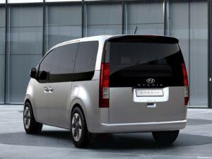 Hyundai Staria 2022