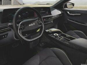 Kia EV6 GT 2022