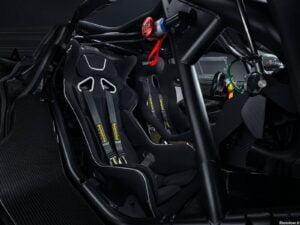 2021 McLaren 720S GT3X