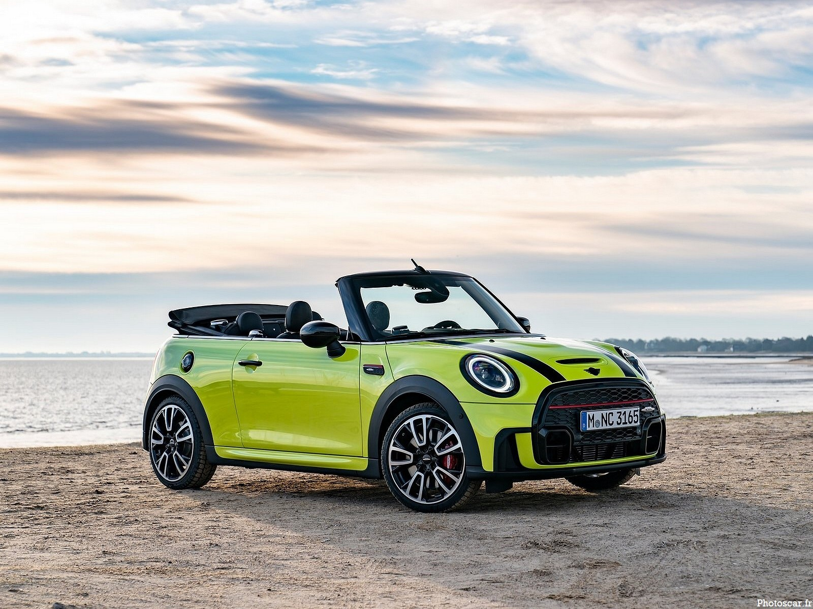 2022 MINI Cabriolet John Cooper Works