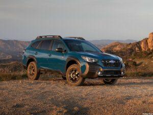 Subaru Outback Wilderness 2022