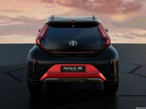 Toyota Aygo X Prologue Concept 2021