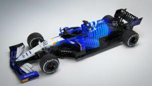 Williams FW43B 2021
