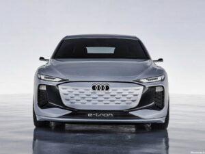 Audi A6 e-tron Concept 2021