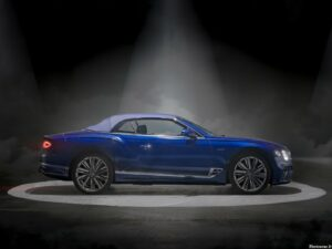 Bentley Continental GT Speed Convertible 2022