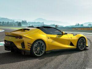Ferrari 812 Competizione A 2021