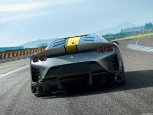 Ferrari 812 Versione Speciale 2021