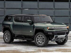 GMC Hummer EV SUV 2022