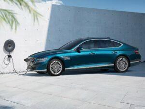 Genesis Electrified G80 2022
