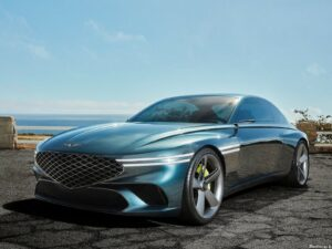 Genesis X Concept 2021