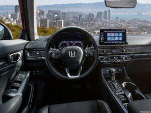 Honda Civic Sedan 2022