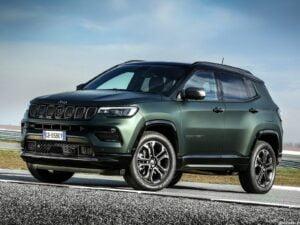 Jeep Compass 80e Anniversaire 2021