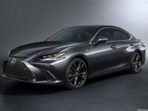 Lexus ES 2022