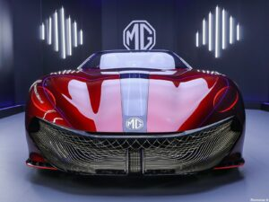MG Cyberster Concept 2021