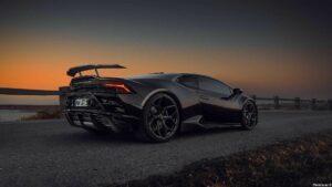 Novitec Lamborghini Huracan EVO RWD 2021