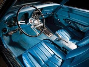 Chevrolet Corvette C3 Stingray l36 427 Coupe 1969
