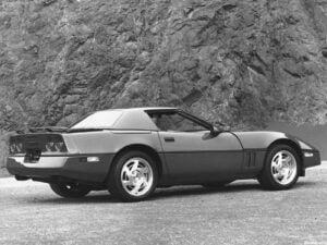 Chevrolet Corvette C4 1983