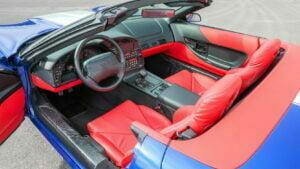 Chevrolet Corvette Grand Sport Convertible 1996