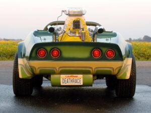 Corvette Custom Roadster The Alligator C3 1975