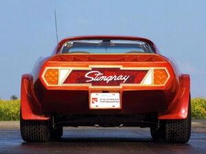 Corvette Stingray Roadster Corvette Summer C3 1978