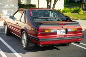 Ford Mustang SVO 1986