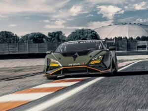 Lamborghini Huracan Super Trofeo EVO2 2022