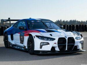 BMW M4 GT3 2022