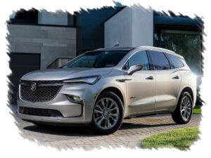 Buick Enclave 2022