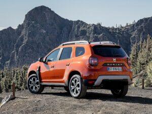 Dacia Duster 2022