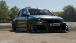 Dacia Logan par Prior Design 2021