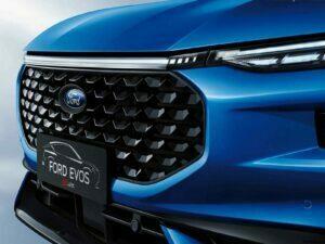 Ford Evos ST Line 2021
