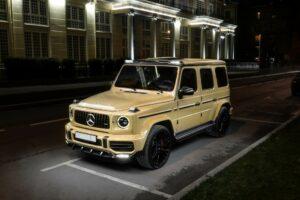 Mercedes G63 Inferno light pack Topcar 2021