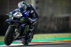 Moto GP 2021 - Maverick Vinales - Yamaha
