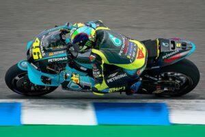 Moto GP 2021 - Valentino Rossi - Yamaha