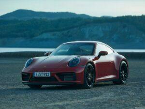 Porsche 911 Carrera GTS 2022