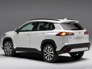 Toyota Corolla Cross US 2022