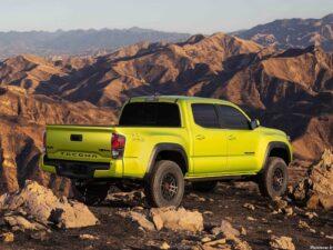 Toyota Tacoma TRD Pro 2022