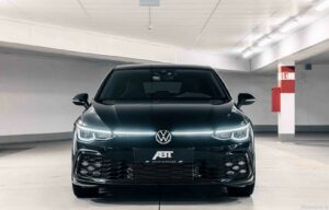 ABT Volkswagen Golf GTD 2021