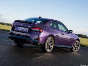 BMW M240i xDrive Coupe 2022
