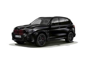 BMW X5 Édition Noir Vermilion 2022