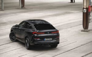 BMW X6 Édition Noir Vermilion 2022
