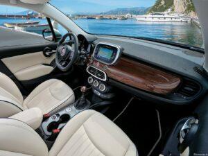 Fiat 500X Yachting 2021
